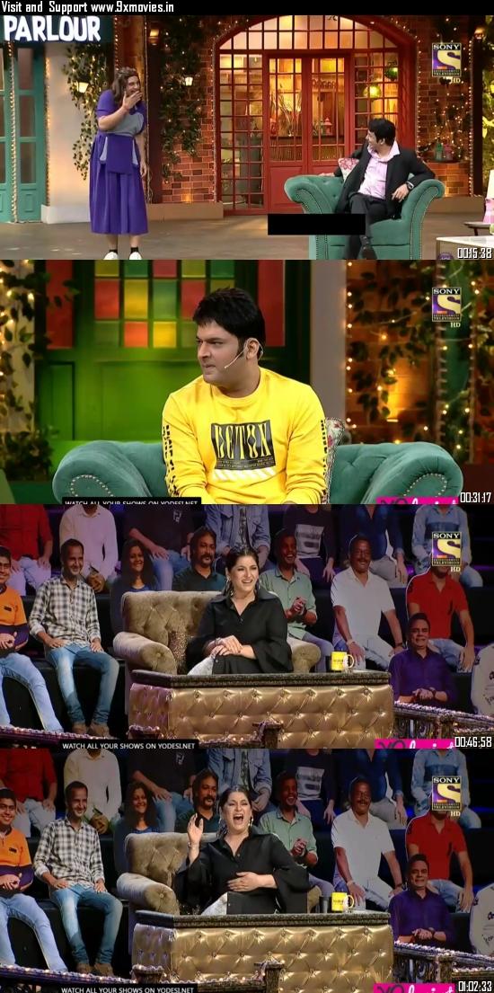 The Kapil Sharma Show 26 September 2020 HDTV 720p 480p 300MB