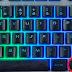 Teclas A, S, D, W não funcionam no teclado gamer?! Veja como resolver...