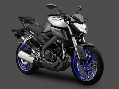 2016 Yamaha MT 125 ABS;;