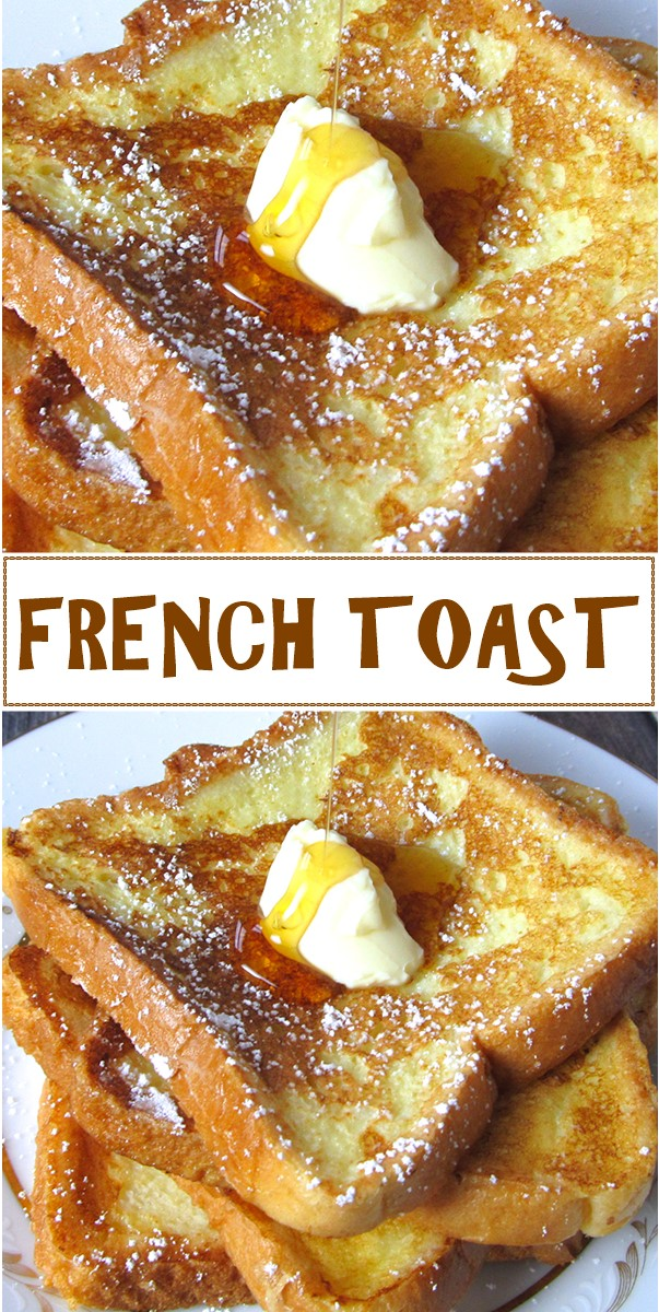 HOW TO MAKE FRENCH TOAST #breakfastideas