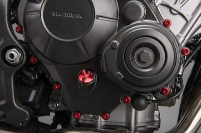 Honda CB650F by LighTech