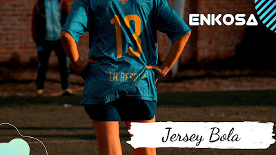 Kostum Jersey Bola Untuk Tim Futsal Anda