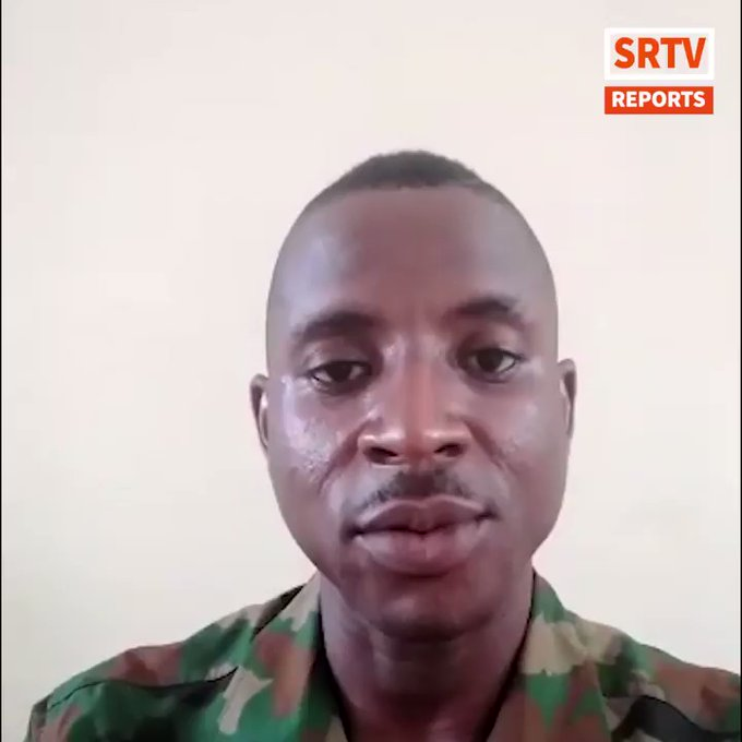 VIDEO: Lance Corporal Blasts Chief Of Army Staff, Buratai, Over Incessant Killings In Nigeria
