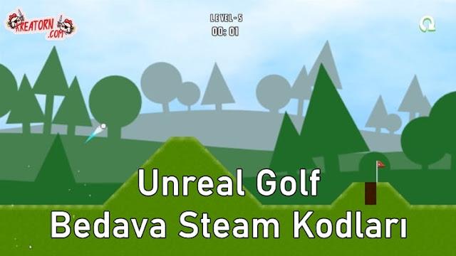 Unreal-Golf-Bedava-Steam-Kodlari