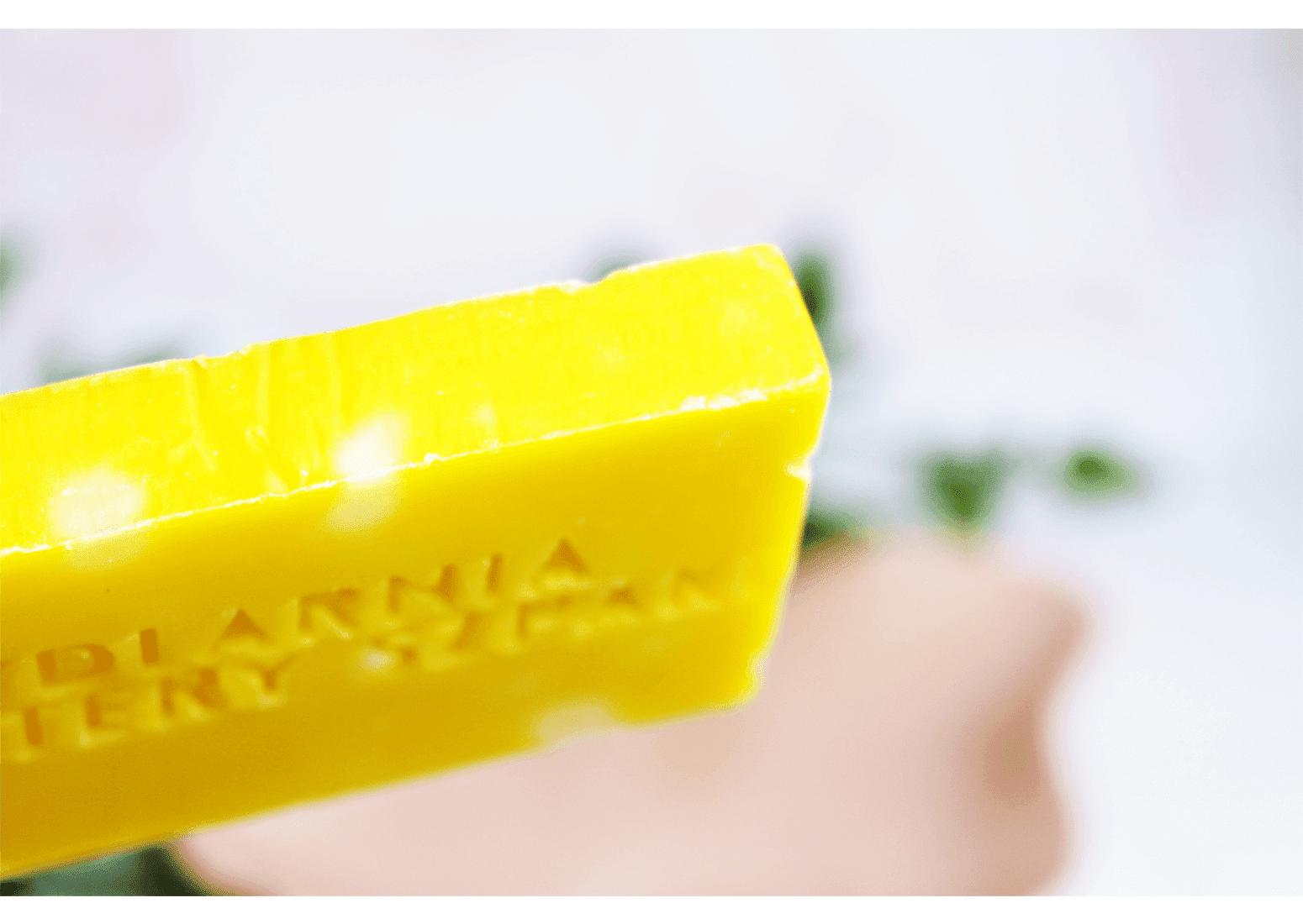 Naturalne mydło Mydlarnia Cztery Szpaki Pomarańcza i Rozmaryn
