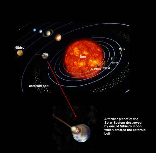 planet x passing earth - photo #32
