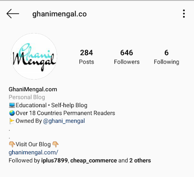 How to start a blog on Instagram and start making money from Blog ( No website is Required)