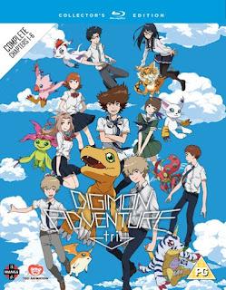 Digimon Tri – Box 1 [BD25] *Subtitulada