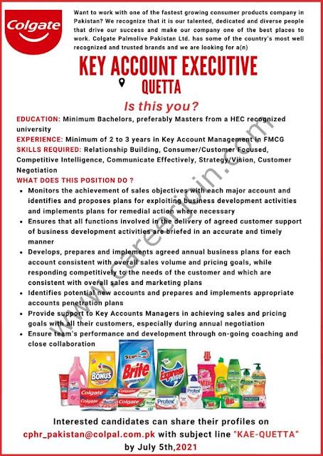 Colgate Palmolive Jobs July 2021