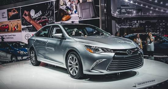 2016 toyota camry release date and price US