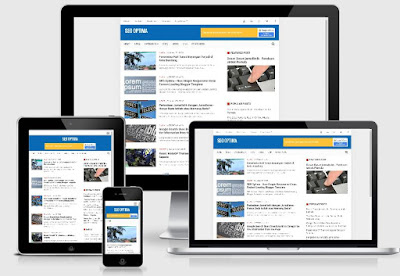 Permalink to 15 Template Blog Simple, Ringan, SEO Friendly, Responsive, Gratis!