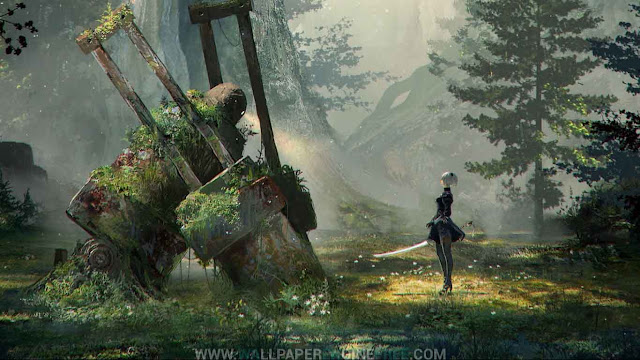 Download NieR Automata Wallpaper Engine