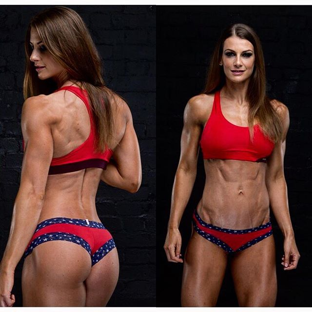 Fitness girl JOHANNA HESS