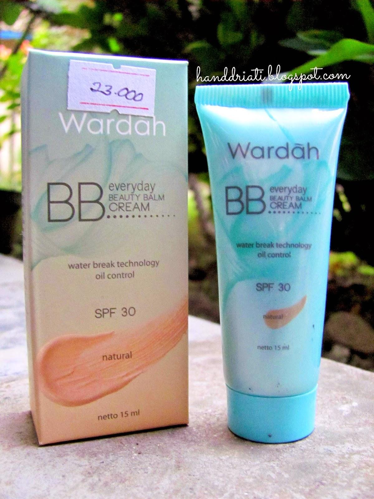 Review BB Cream Wardah | One Taste Millions Story
