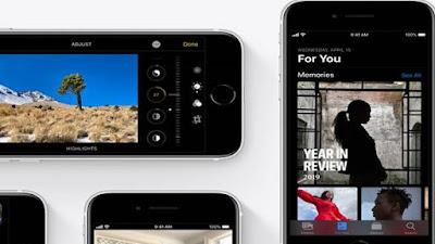 IOS 13 Teknologi Super Canggih Iphone SE Dari Kelas Gadget