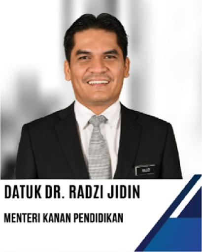 MENTERI KANAN PENDIDIKAN MALAYSIA