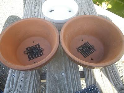 2つの駄温鉢