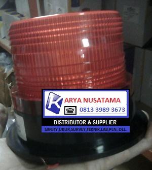 Jual Lampu Rotary Industri Magnet 12V-24V di Malang