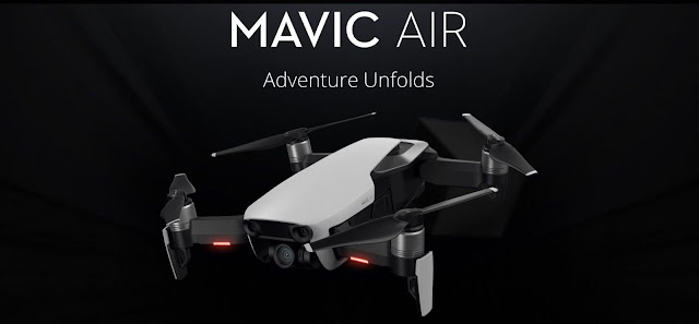 This post explain everthing you need to know about dji mavic air drone before you buy it,