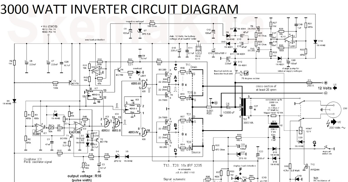 Wiring Diagram Of Ic Type Alternator