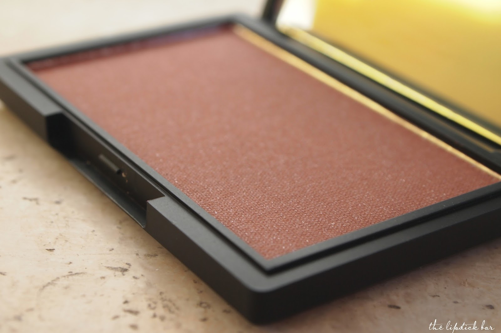 sleek antique blush