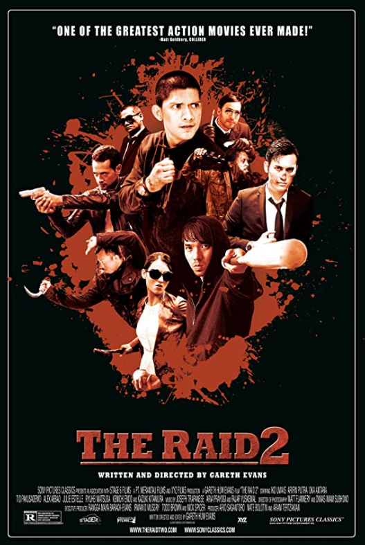The Raid 2 2014 x264 720p Esub BluRay Dual Audio English Hindi THE GOPI SAHI