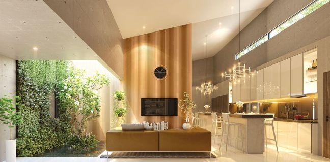 Mengenal Inner Courtyard yang Estetik