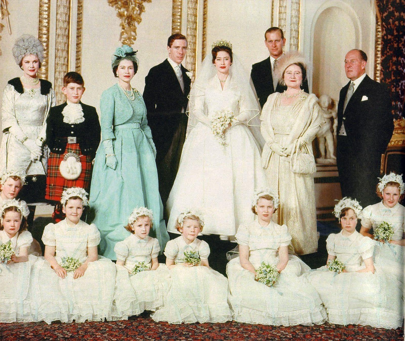 A Modern Royal Wedding Princess Margaret Marries Antony Armstrong