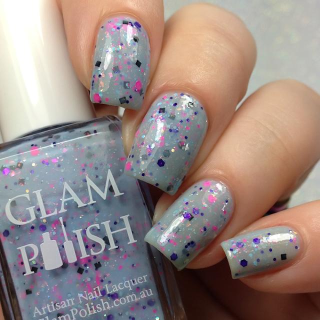 Glam Polish-Under the Boardwalk
