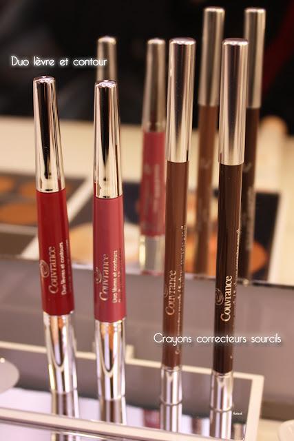 Duo lèvre et contour,Crayons correcteurs sourcils