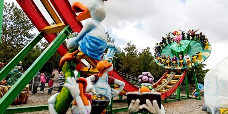 Parque de atracciones BonBon 5