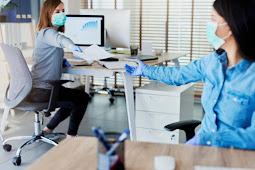Beberapa Protokol Kesehatan di Tempat Kerja yang Harus Dipatuhi