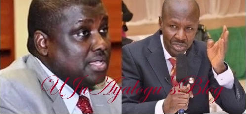 Magu tells lawmakers what happened to the 222 properties seized by Abdulrasheed Maina from alleged pension thieves