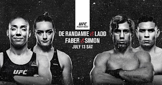 Ver UFC Fight Night: de Randamie vs Ladd En vivo Español Online
