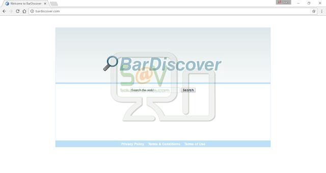 BarDiscover.com (Hijacker)