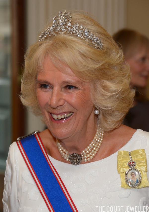 The Top Ten: Camilla's Gala Jewels