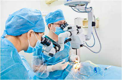LASIK laser eye surgery is  most advanced procedure to correct vision problems.