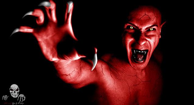 الشيطان هو من  أنواع الجن