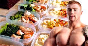 Dieta para bajar de peso sin perder musculo
