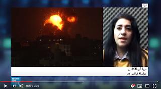 Taroudantpress - تارودانت بريس :هدوء حذر في قطاع غزة غداة ليلة من القصف المتبادل مع إسرائيل