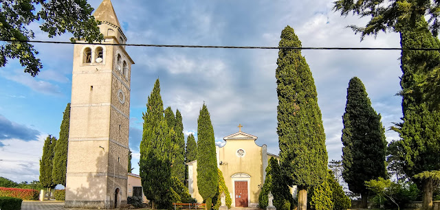 Župna crkva Sv. Petra i Pavla - Marčana