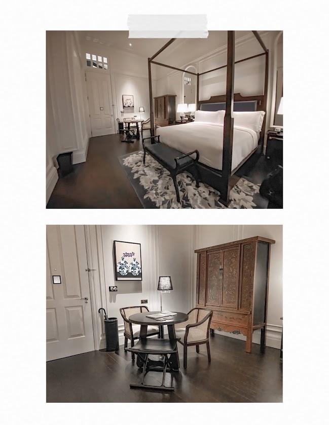 raffles hotel grand suite