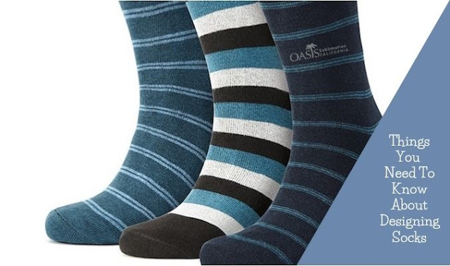 Things You Need To Know About Designing Socks
