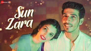 Sun Zara Lyrics - Divyansh Verma