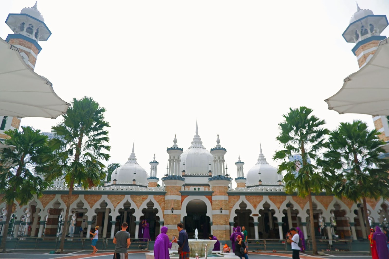 masjid jamek malaysia