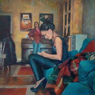Уютный, мягкий стиль. Amaya Fernandez Fariza