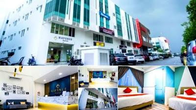 Havenue hotel shah alam hiasan dalaman