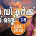 Kerala PSC - LDC 2020 | Mock Test - 18