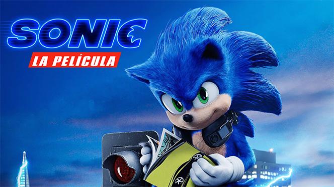 Sonic, la película (2020) BDRip Full HD 1080p Latino-Castellano-Ingles