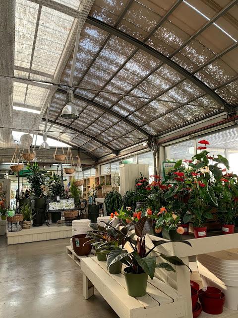 Centro de jardinería FUPAR